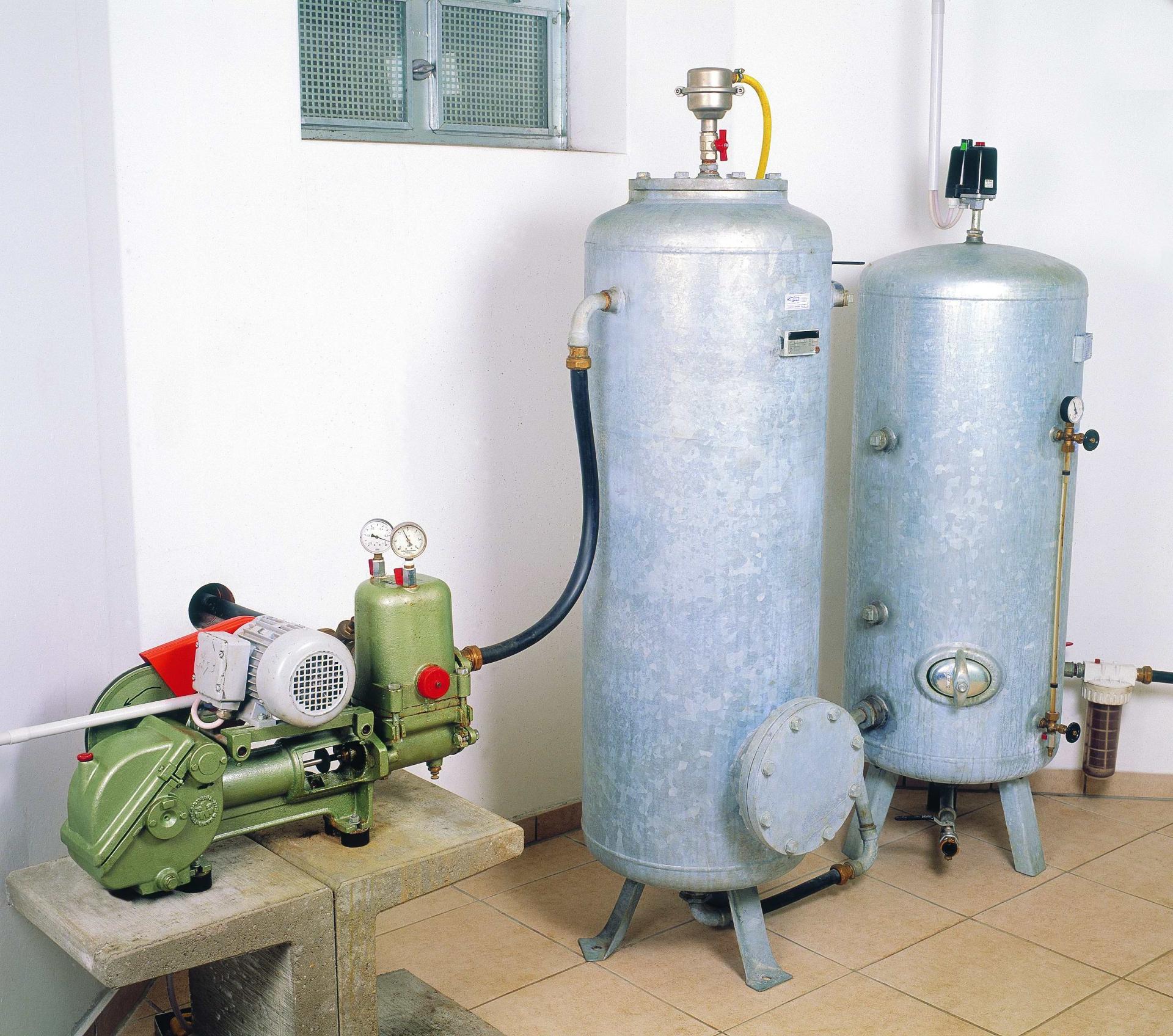 filteranlagen zur enteisenung, entmanganung, entsäuerung und